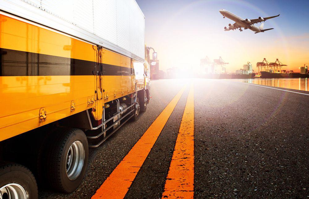 Transporte intermodal e multimodal