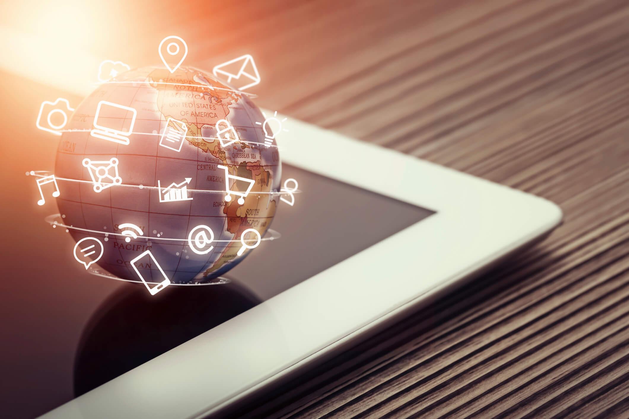 gestão de logística com o uso da tecnologia